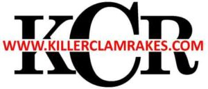 Killer clam rakes logo
